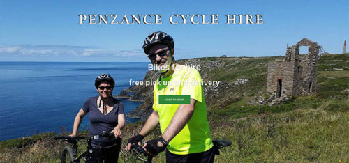 Penzance Cycle Hire